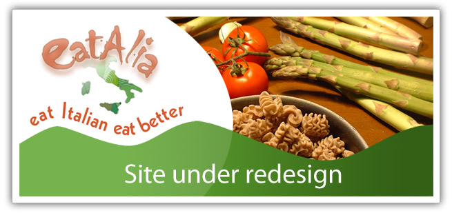 EatAlia - site under redesign